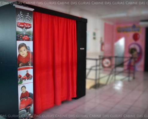Cabine de Fotos/Cabine fotográfica